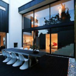Ward Courtyard